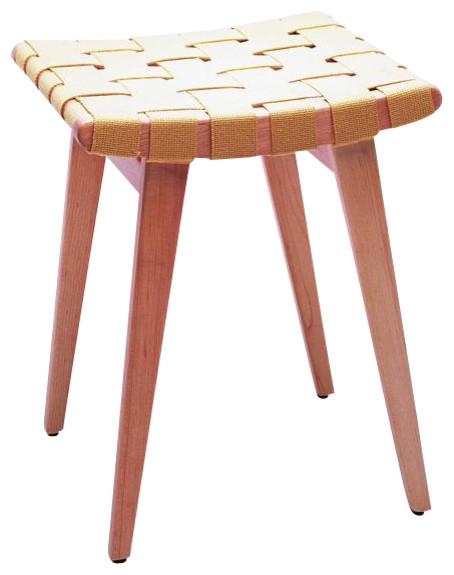 Knoll Kids Child S Risom Stool Modern Kids Chairs