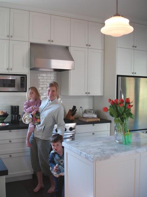 Buena Vista Kitchen - traditional - kitchen - san francisco - by Boor Bridges Ar