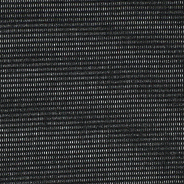 Black And Silver Textured Chenille Contract Grade
