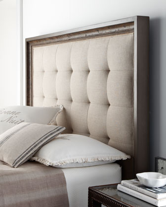 Haute House Cobblestone Headboard traditional headboards