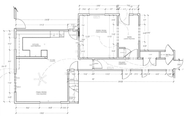 Universal Design Floor Plan Portland By Rhonda