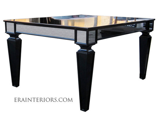 French Art Deco Center Table -