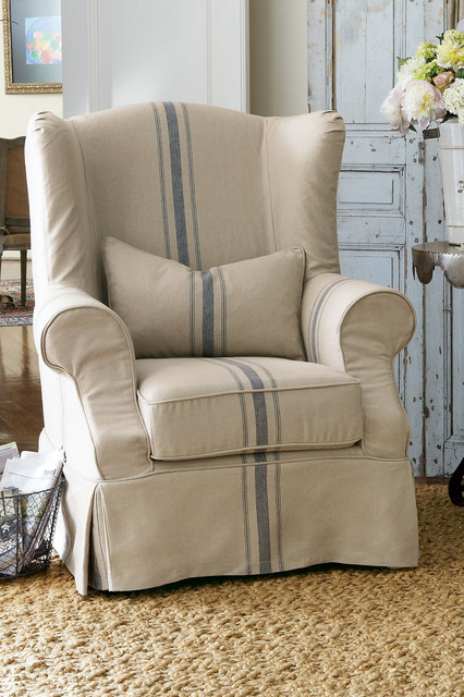 Slipcovered Tristan Chair traditional-armchairs-and-accent-chairs