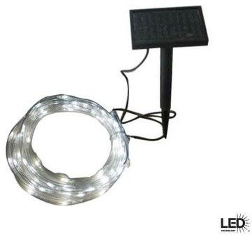 Hampton Bay Outdoor Lighting. 16 ft. Solar LED Rope Light