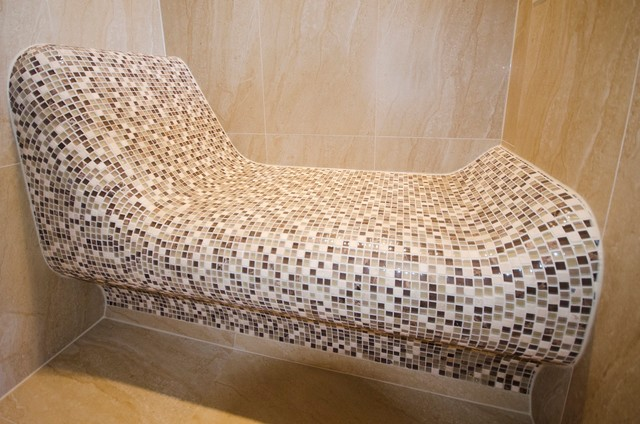 Shower Benches - Contemporary - Bathroom - toronto - by Floor and Bath ...