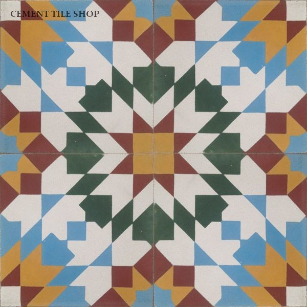 Moroccan Collection mediterranean-wall-and-floor-tile