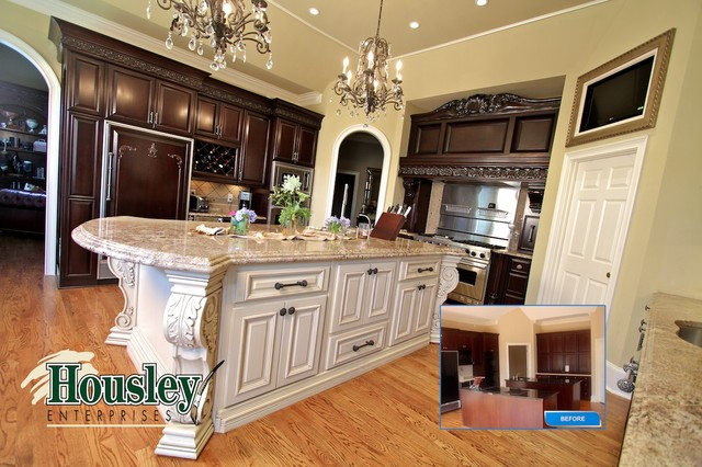 Gozder - Sugarloaf Country Club traditional-kitchen