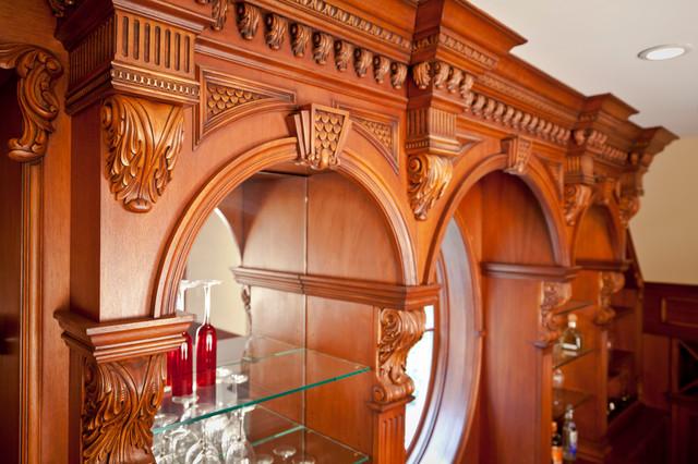 Residence NJ (Bar Room, Office) traditional