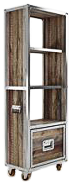 LH Imports Ltd. Roadie Vertical One-Drawer Rack contemporary-dressers ...
