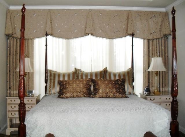 Master Bedroom Wall Of Windows Traditional Window
