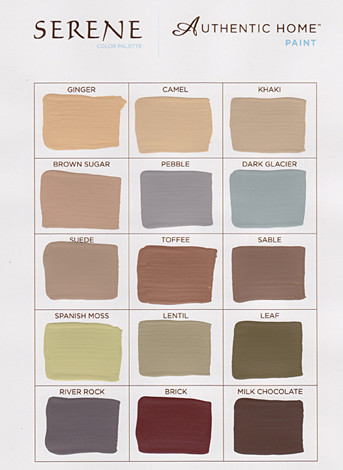 Authentic home color paint more info How to match interior colors