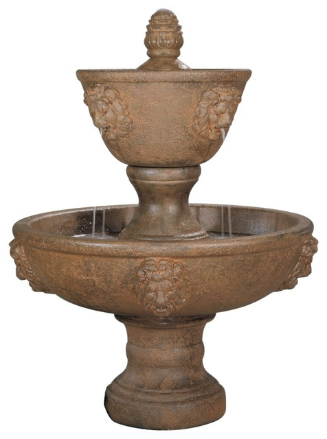 30 model large contemporary outdoor fountains pixelmaricom for Large outdoor fountains