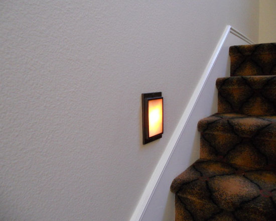 New step light cover - Recent installations of Designer Step Light Covers