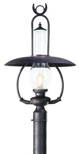 La Grange Outdoor Postmount by Troy Lighting modern-outdoor-lighting