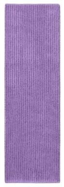 "Bath Mat: Accent Rug: Sheridan Purple 22"" x 60"" Bathroom contemporary-bath-mats"
