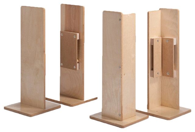 ... Kids Room Divider Straight Post contemporary-screens-and-room-dividers
