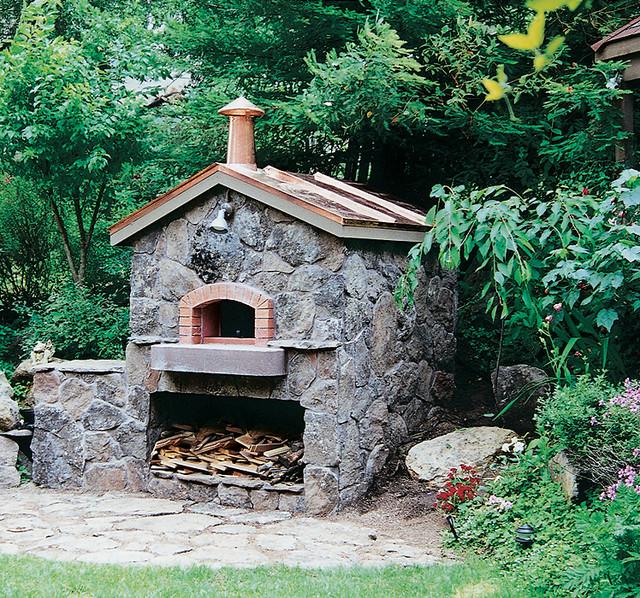 Mugnaini Outdoor Wood Fired Ovens - Pizza Oven ...