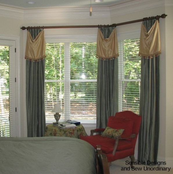 Traditional Window Treatments Living Room: Traditional Window Treatments 2017