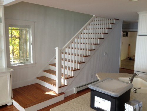 Need Help Enclosing A Staircase That Leads To Master Bedroom