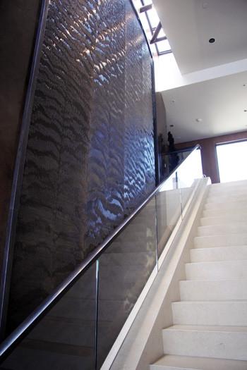 Corona del Mar Residence modern-indoor-fountains