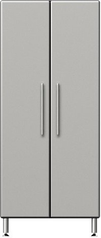 Ulti-MATE PRO 35.4 in. Garage Tall Cabinet with Adjustable Shelves contemporary-storage-units-and-cabinets