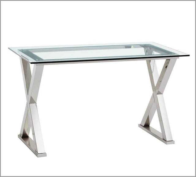 Ava Desk Modern Desks And Hutches By Pottery Barn