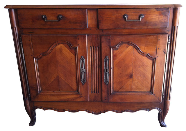 Antique Cherry Buffet ~ Antique french cherry sideboard contemporary buffets