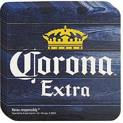 Cantina Supplies - Corona Extra Coasters - CAN290