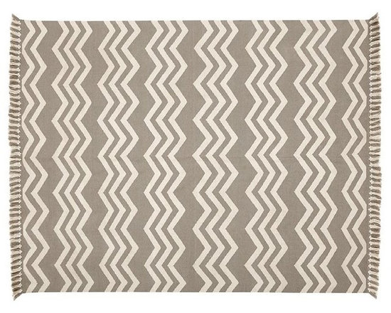 Zigzag Indoor/Outdoor Rug -
