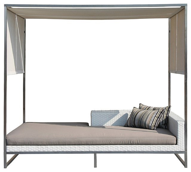 Jane Daybed with Canopy contemporary outdoor sofas