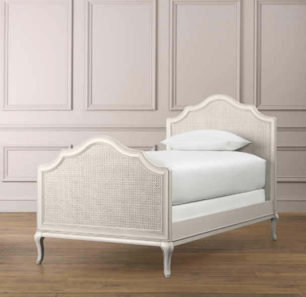 Adele Bed Traditional Kids Beds by Restoration
