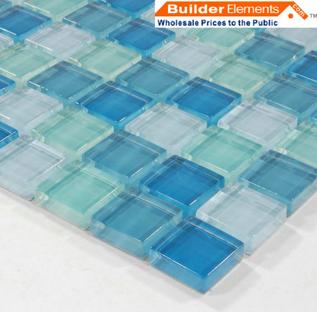 Crystal Glass Tile, Glass Mosaic Tile, Glass Tile COB0016 modern