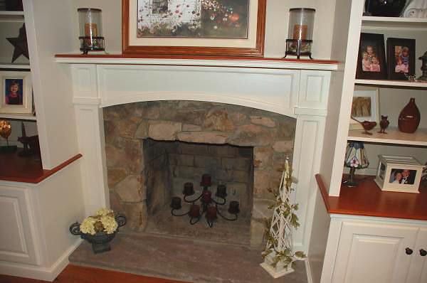 Mantle traditional