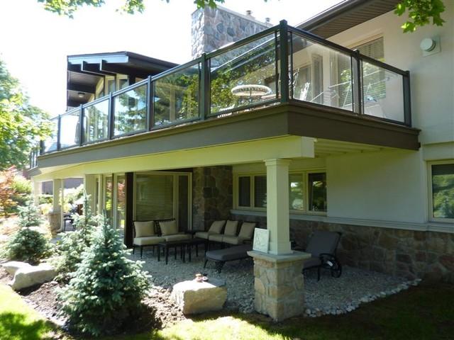 Benchmark Building Services Inc. Portfolio traditional-porch