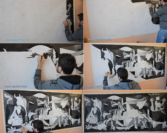 Guernica | Picasso | Painting Reproduction -