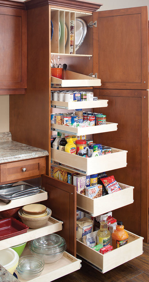 16 Sneaky Places To Add More Kitchen Storage