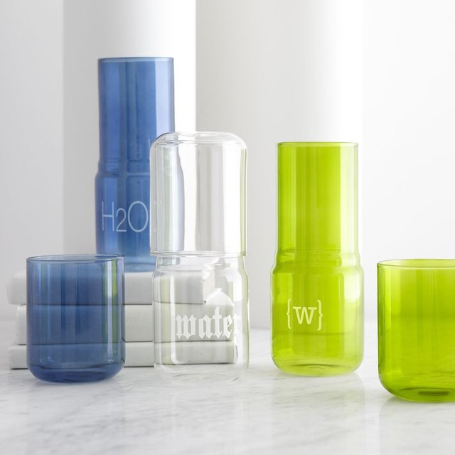 Contemporary Carafes by Mark and Graham