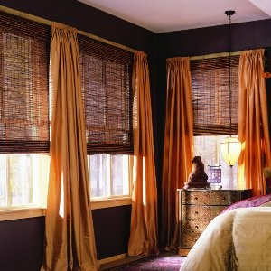Blindsgalore Natural Woven Shades: Exotics contemporary-window-treatments