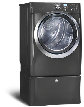 8.0 Cu. Ft. Gas Front Load Dryer with IQ-Touch Controls by Electrolux dryers