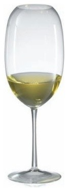 Ravenscroft Amplifier Pro Barrique White Wine Glass modern-cups-and-glassware