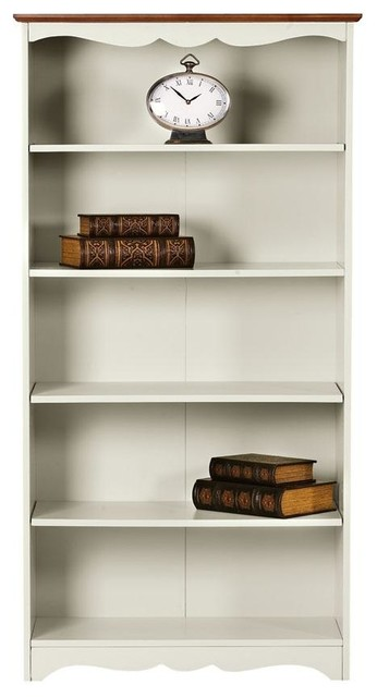 Southport 5 Shelf Bookcase Traditional Bookcases By Home Decorators Collection