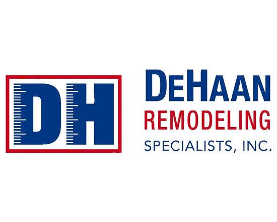 DeHaan Remodeling Logo -