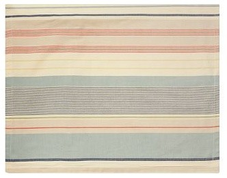 Campbell Stripe Sham, Standard, Multi traditional-pillowcases-and-shams