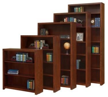 Martin Furniture Spring Hill Open Bookcase modern-bar-tables