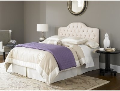 Martinique Upholstered Headboard contemporary-beds