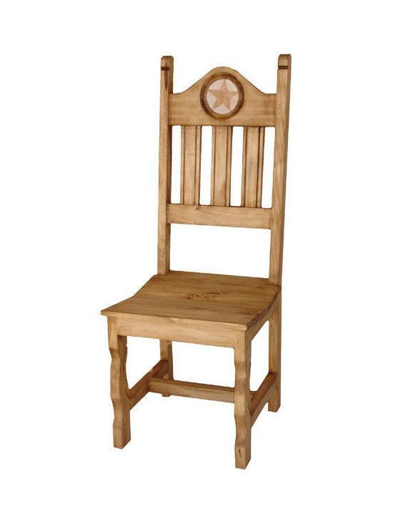 Rustic Pine Furniture ~ Armchair -