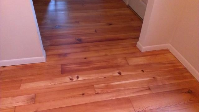 Yellow Pine traditional-hardwood-flooring