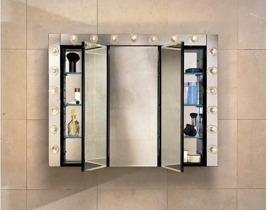 Robern PL Series 36'' X 30'' Medicine Cabinet PLM3630B