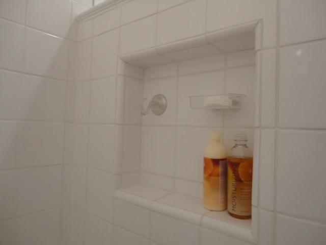 Traditional Mahogany Bath & Closet traditional-bathroom
