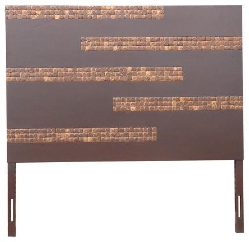 Batavia Panel Headboard modern-headboards